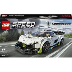 LEGO Speed Champions: Koenigsegg Jesko 76900, 7 ani+, 280 piese