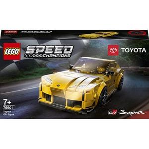 LEGO Speed Champions: Toyota GR Supra 76901, 7 ani+, 299 piese