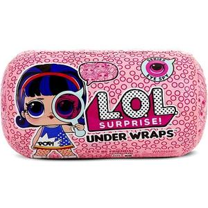 Papusa LOL Surprise Under Wraps Eye Spy 552048E7C, 3 ani+, multicolor