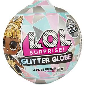 Papusa LOL Surprise Glitter Globe Winter Disco 561606E7C, 3 ani+, multicolor