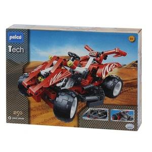 Joc constructie PRICO Tech Desert Kart 36701J, 6 ani+, 250 piese