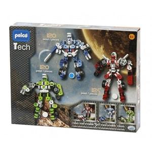 Joc constructie PRICO Tech Robot transformabil 36820J, 6 ani+, 120 - 125 piese