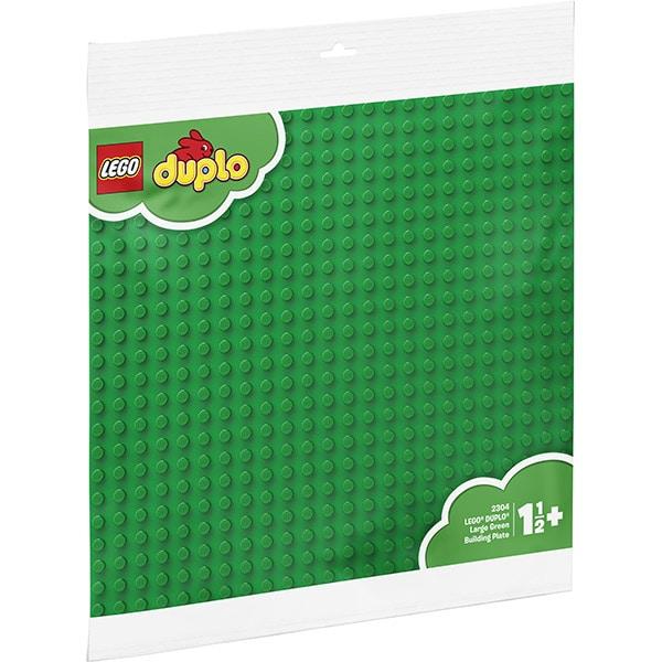 LEGO Duplo: Placa mare pentru constructii 2304, 1.5 - 5 ani, 1 piesa