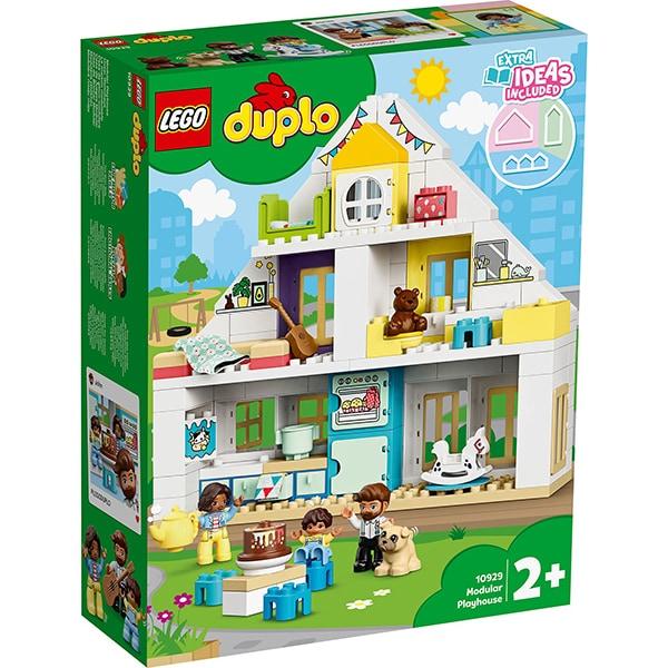 LEGO Duplo: Casa jocurilor 10929, 2 ani+, 129 piese