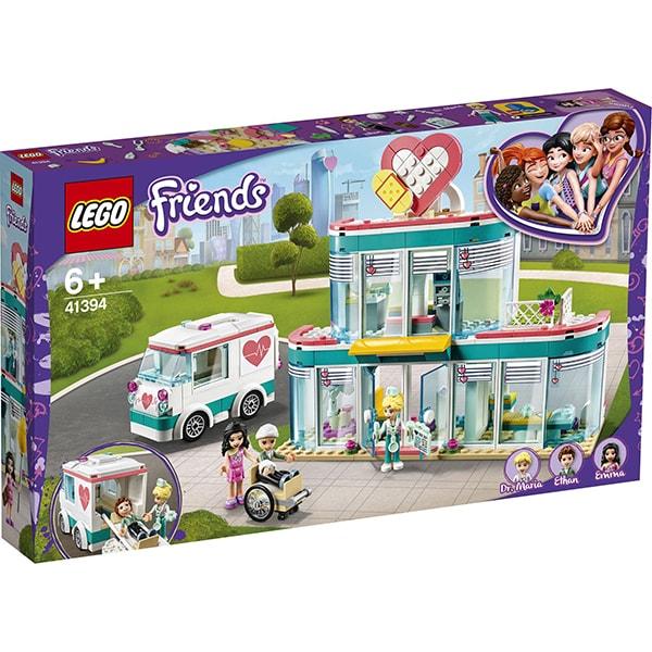 LEGO Friends: Spitalul orasului Heartlake 41394, 6 ani+, 379 piese