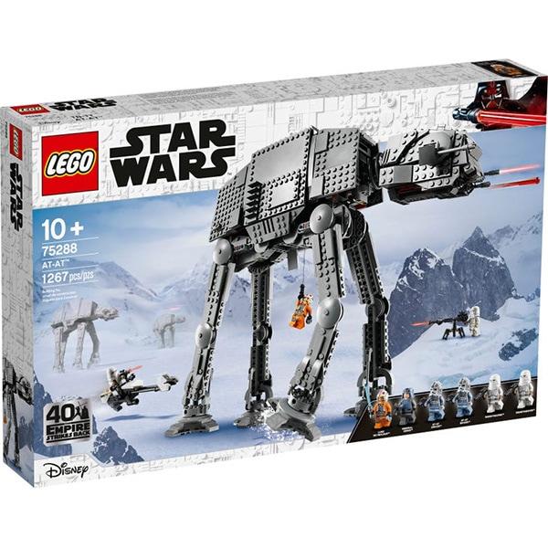 LEGO Star Wars: AT-AT 75288, 10 ani+, 1267 piese