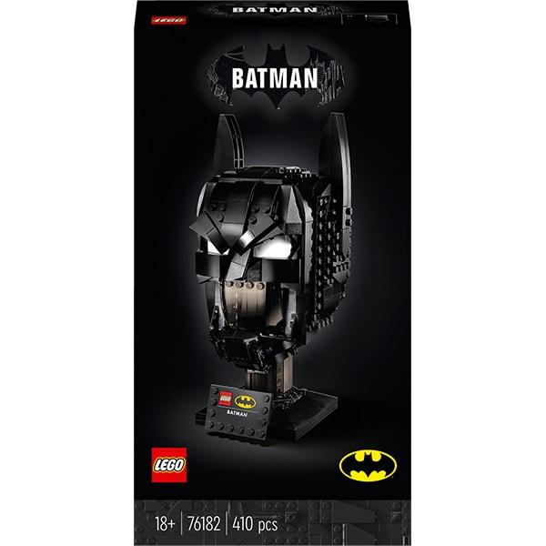 LEGO Super Heroes: Batman Cowl 76182, 18 ani+, 410 piese