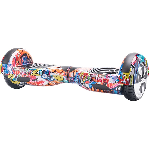 Hoverboard MYRIA Sky Rider MY7037YG, 6.5 inch, graffiti