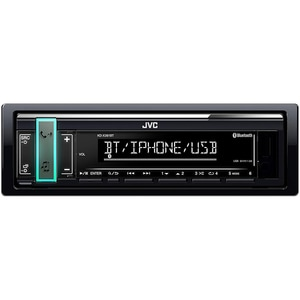 Media receiver JVC KD-X361BT, 4 x 50W, USB, AUX, BT