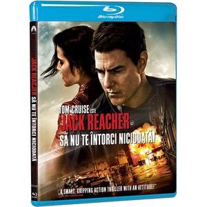 Jack Reacher: Sa nu te intorci niciodata! Blu-ray