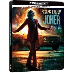Joker 4K Steelbook Blu-ray
