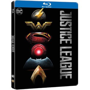 Liga Dreptatii Blu-ray Steelbook