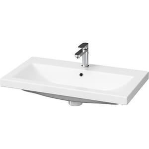 Chiuveta baie CERSANIT COMO 80, montare incorporabila, 80 x 45 cm, alb