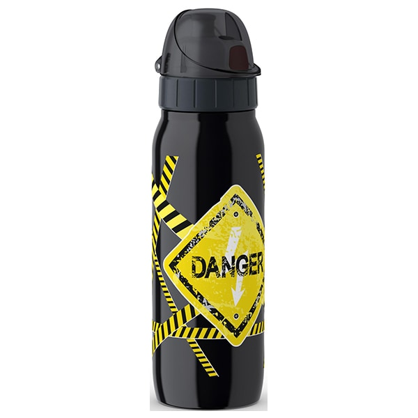 Termos TEFAL Drink2Go Iso K3182212, 0.5l, negru