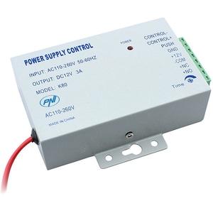 Sursa de tensiune cu temporizare PNI-K80, Control acces, 12V, 3A