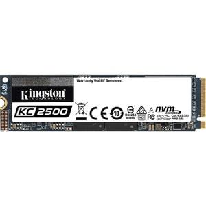 Solid-State Drive (SSD) KINGSTON KC2500, 500GB, PCI Express x4, M.2, SKC2500M8/500G