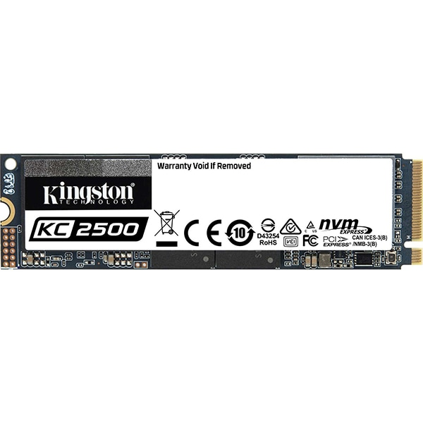 Solid-State Drive (SSD) KINGSTON KC2500, 1TB, PCI Express x4, M.2, SKC2500M8/1000G
