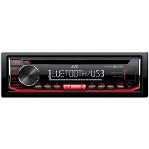 CD player auto JVC KD-R794BT, 4 x 50W, Bluetooth, USB