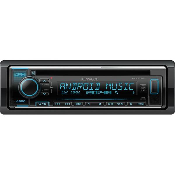 CD player auto KENWOOD KDC-172Y, 4 x 50W, USB, FM