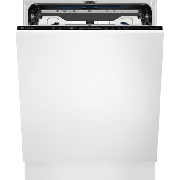 Masina de spalat vase incorporabila ELECTROLUX KECB7310L, 14 seturi, 8 programe, 60 cm, Clasa D, negru