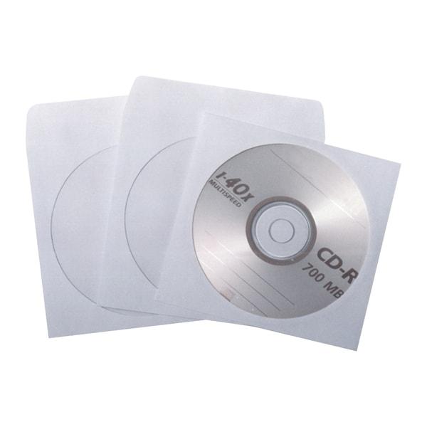 Plic CD/DVD autoadeziv VOLUM, CD/DVD, 1000 bucati