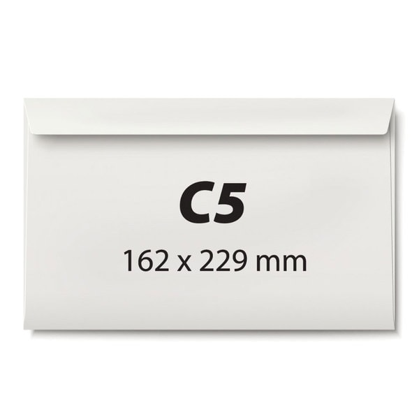 Plic corespondenta autoadeziv VOLUM, C5, 500 bucati
