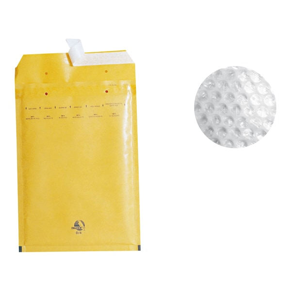 Plic cu protectie siliconic VOLUM, 295 x 445, 50 bucati
