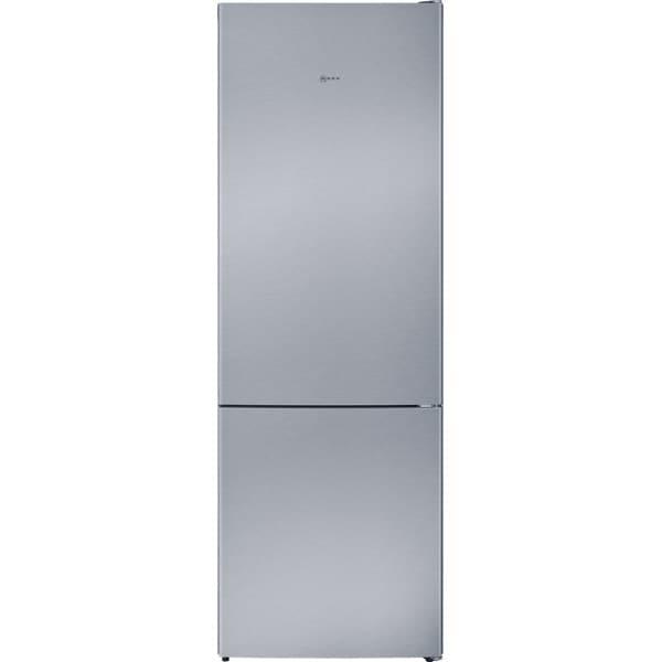 Combina frigorifica NEFF KG7493ID0, No Frost, 438 l, H 203 cm, Clasa D, inox