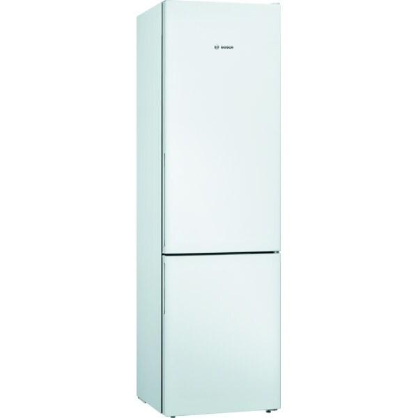 Combina frigorifica BOSCH KGV39VWEA, 343 l, H 201 cm, Clasa E, alb