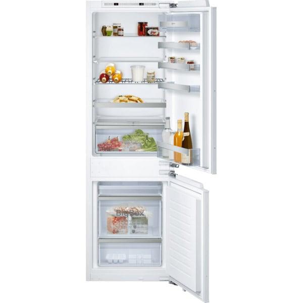 Combina frigorifica incorporabila NEFF KI6863FE0, 266 l, H 177.2 cm, Clasa E, alb