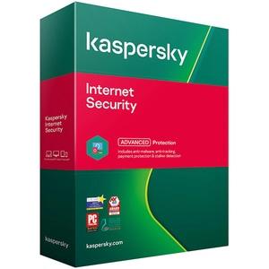 Antivirus KASPERSKY Internet Security, Licenta noua, 1 an, 3 utilizatori, Retail