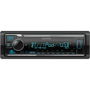 Player auto KENWOOD KMM-BT306, 4 x 50W, Bluetooth, USB, FM