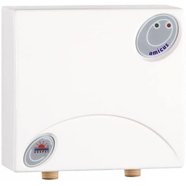 Instant electric KOSPEL 35IK0005, 1.5 l/min, 5000W, alb
