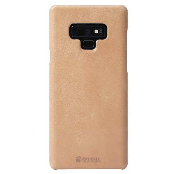 Carcasa de protectie KRUSELL Sandby pentru Galaxy Note 9, Bej