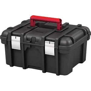 Cutie depozitare scule KETER 238279, negru