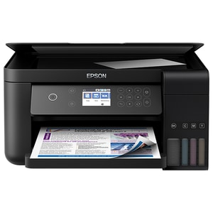 Multifunctional inkjet color EPSON EcoTank ITS L6160 CISS, A4, USB, Wi-Fi