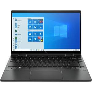 "Laptop HP Envy x360 13-ay0001nn, AMD Ryzen 3-4300U pana la 3.7GHz, 13.3"" Full HD Touch, 8GB, SSD 512GB, AMD Radeon Graphics, Windows 10 Home, negru"