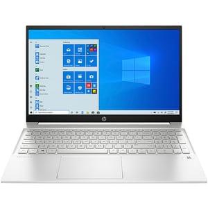 "Laptop HP Pavilion 15-eh0029nq, AMD Ryzen 3 4300U pana la 3.7GHz, 15.6"" Full HD, 8GB, SSD 512GB, AMD Radeon Graphics, Windows 10 Home, alb"