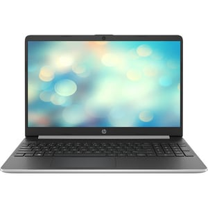 "Laptop HP 15s-fq2005nq, Intel Core i7-1165G7 pana la 4.7GHz, 15.6"" Full HD, 8GB, SSD 512GB, Intel Iris Xe, Free Dos, argintiu"
