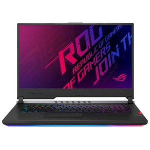 "Laptop Gaming ASUS ROG Strix Scar III G731GV-EV098, Intel Core i7-9750H pana la 4.5GHz, 17.3"" Full HD, 16GB, HDD 1TB + 512GB SSD, NVIDIA GeForce RTX 2060 6GB, Free Dos, Gunmetal"