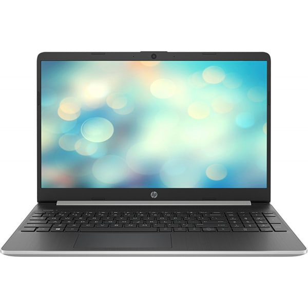 """Laptop HP 15s-fq1003nq, Intel Core i5-1035G1 pana la 3.6GHz, 15.6"""" Full HD, 8GB, SSD 256GB, Intel UHD Graphics, Free Dos, argintiu"""