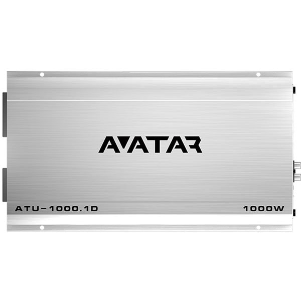 Amplificator auto AVATAR ATU 1000.1D, 1 canal, 1000W