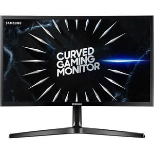 """Monitor Gaming curbat LED VA SAMSUNG LC24RG50FQRXEN, 23.5"""", Full HD, 144Hz, FreeSync, negru"""