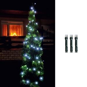 Ghirlanda luminoasa HOME LED208CWH, 200 led-uri, 14m, iluminare alb rece