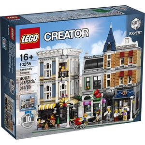 LEGO Creator Expert: Assembly Square 10255, 16 ani+, 4002 piese