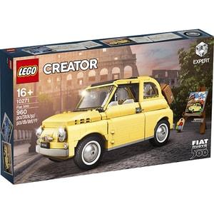 LEGO Creator Expert: Fiat 500 10271, 16 ani+, 960 piese