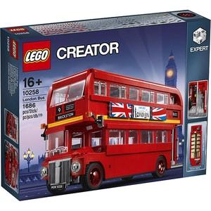 LEGO Creator Expert: London Bus 10258, 16 ani+, 1686 piese