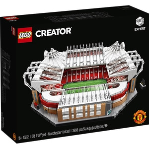 LEGO Creator Expert: Old Trafford Manchester United 10272, 16 ani+, 3898 piese