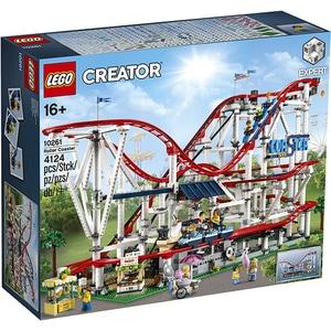 LEGO Creator Expert: Roller Coaster 10261, 16 ani+, 4124 piese