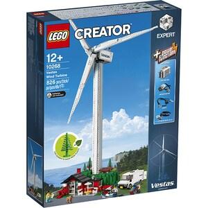 LEGO Creator Expert: Vestas Wind Turbine 10268, 12 ani+, 826 piese